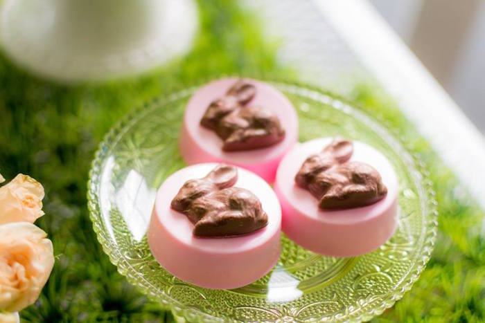 Chocolate Covered Oreos from an Easter Bunny Brunch via Kara's Party Ideas | KarasPartyIdeas.com (3)