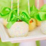 Gourmet Apples from an Easter Bunny Brunch via Kara's Party Ideas | KarasPartyIdeas.com (2)