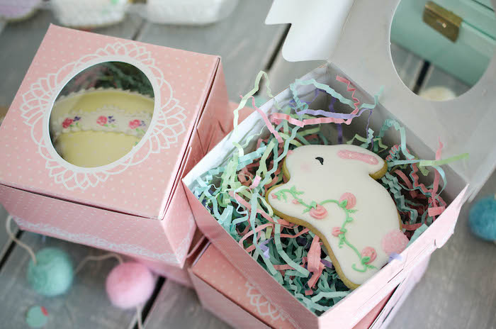 Favor Boxes from an Easter Tea Party via Kara's Party Ideas | The Place for All Things Party! KarasPartyIdeas.com (11)