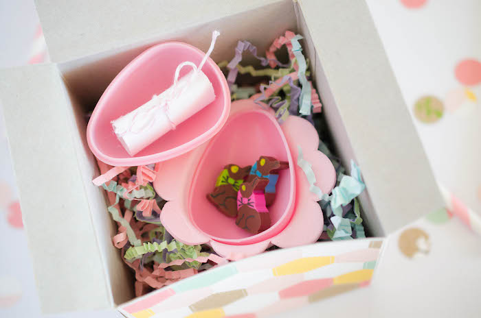 Easter Egg Invitation from an Easter Tea Party via Kara's Party Ideas   The Place for All Things Party! KarasPartyIdeas.com (27)