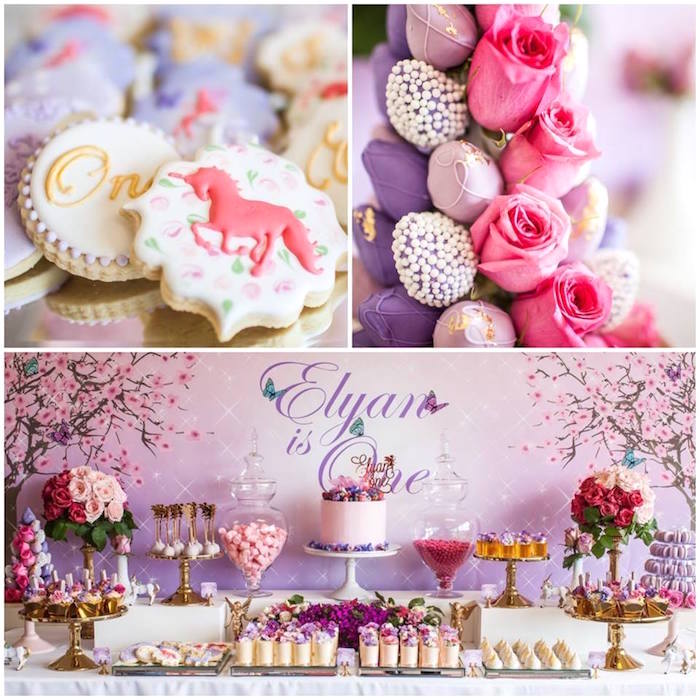 Enchanted Garden Birthday Party Via Karau0027s Party Ideas | The Place For All  Things Party!