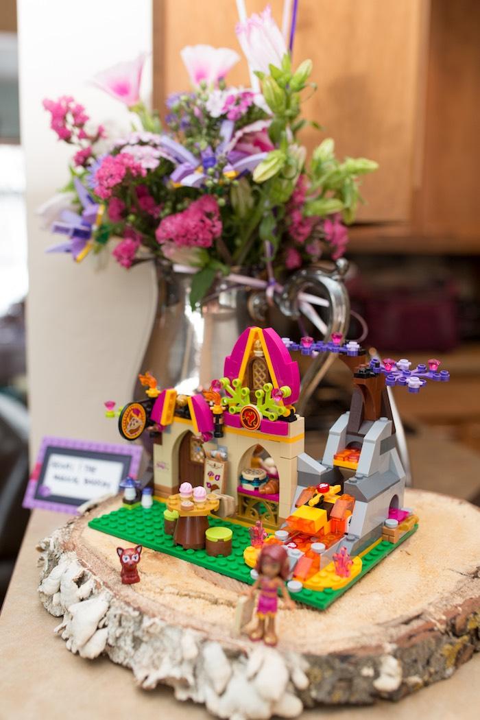 Kara s party ideas girl themed lego elves