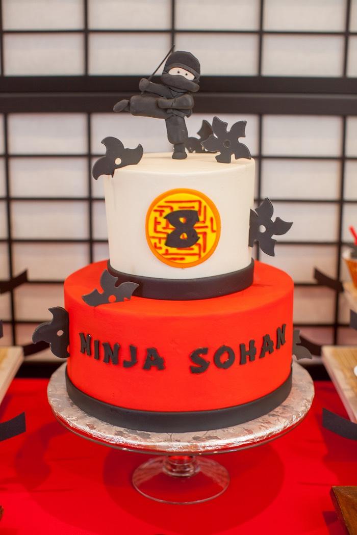 Kara S Party Ideas Japanese Inspired Ninja Party Kara S