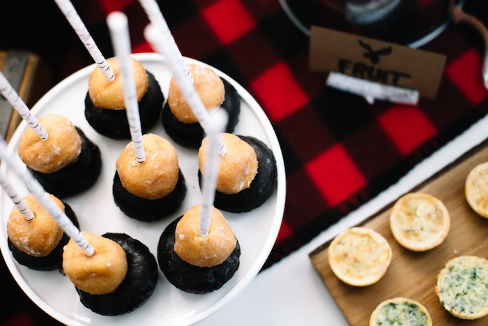 Food from a Little Lumberjack Birthday Party via Kara's Party Ideas | The Place for All Things Party KarasPartyIdeas.com (20)