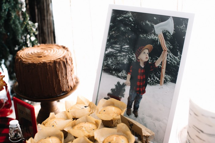 Details from a Little Lumberjack Birthday Party via Kara's Party Ideas | The Place for All Things Party KarasPartyIdeas.com (19)