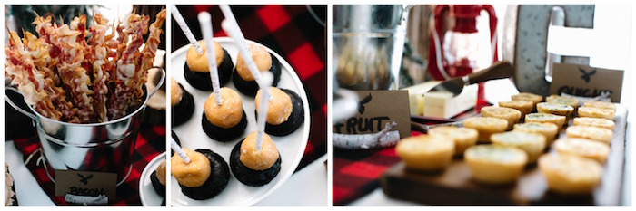 Food from a Little Lumberjack Birthday Party via Kara's Party Ideas | The Place for All Things Party KarasPartyIdeas.com (34)