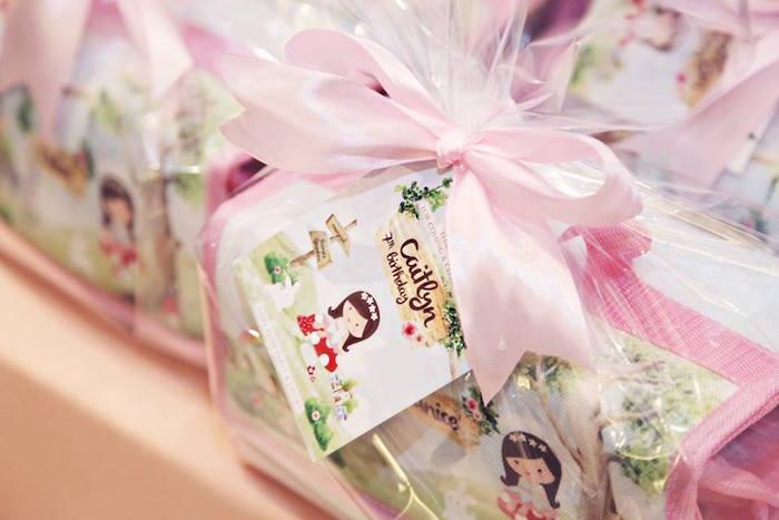 Favors from a Magical Fairy Birthday Party via Kara's Party Ideas | KarasPartyIdeas.com (13)