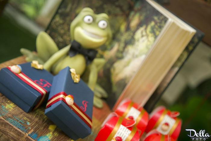 "Mini Favor Boxes from a ""Once Upon a Time"" Fairytale Birthday Party via Kara's Party Ideas! KarasPartyIdeas.com (25)"