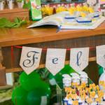 "Sweet Table Decor + Details from a ""Once Upon a Time"" Fairytale Birthday Party via Kara's Party Ideas! KarasPartyIdeas.com (1)"