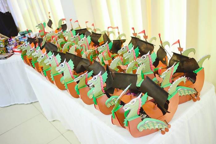 Kara S Party Ideas Prince Caspian Themed Birthday Party