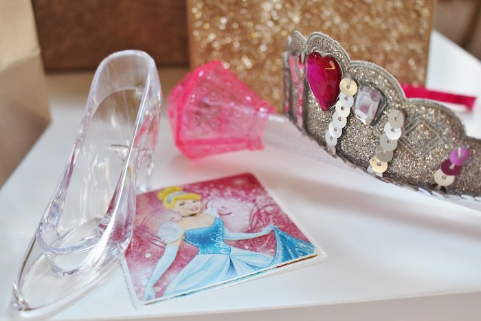 Favors from a Princess Birthday Party via Kara's Party Ideas | KarasPartyIdeas.com (24)
