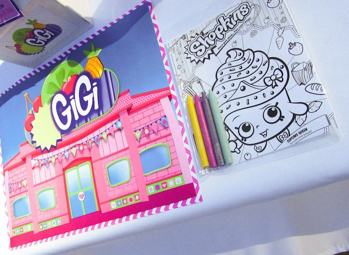 Place Mat + Coloring Page from a Shopkins Birthday Party via Kara's Party Ideas | KarasPartyIdeas.com (5)
