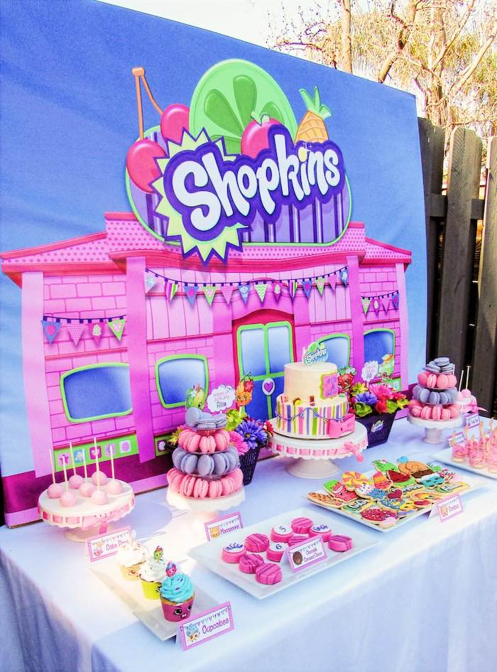 Cake Pop Girl Bday