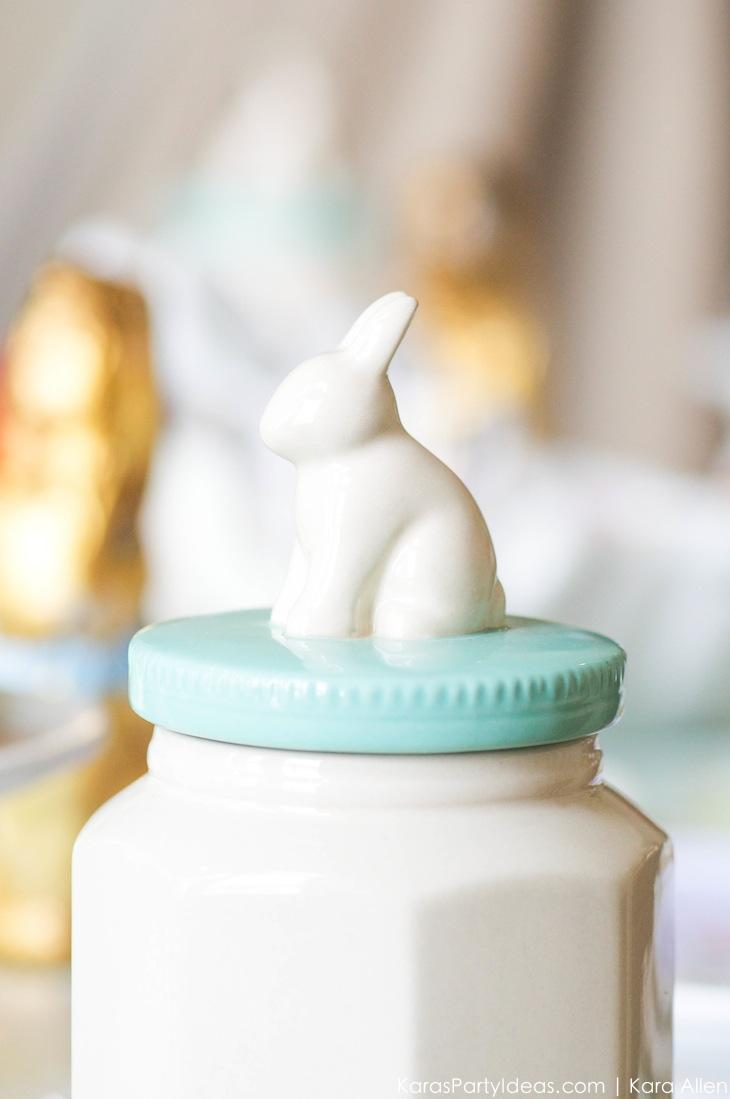 Spring Easter Party with Peter Rabbit and Friends via Kara's Party Ideas | KarasPartyIdeas.com Pottery Barn-22