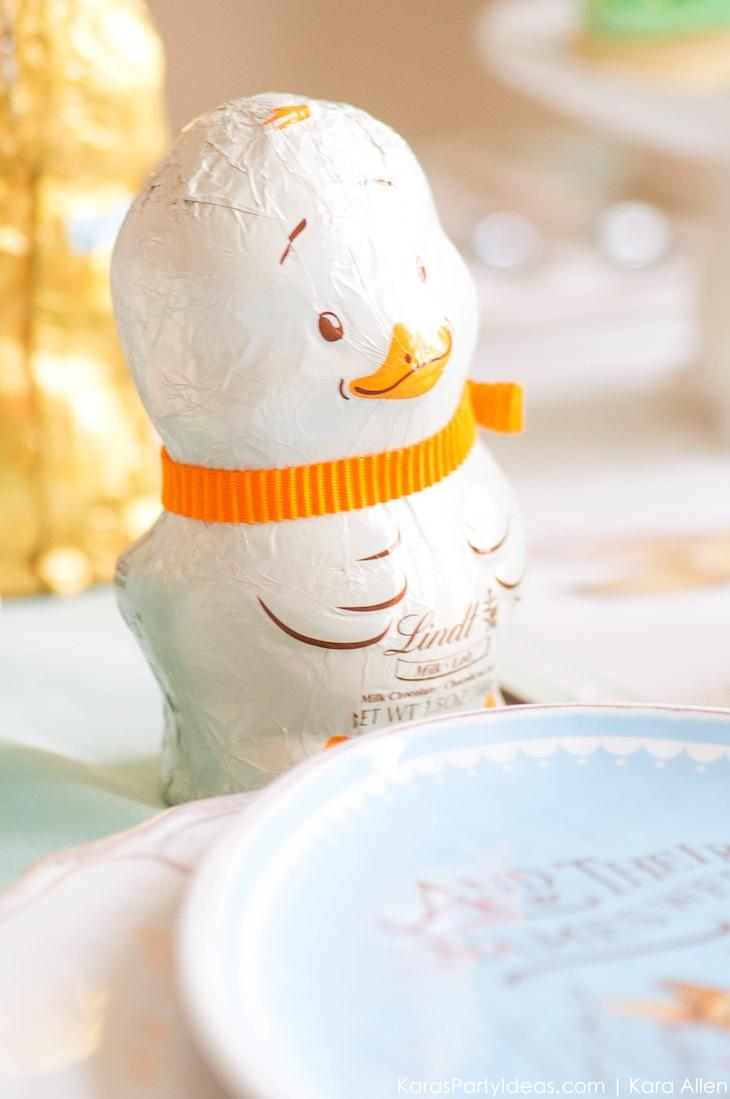 Spring Easter Party with Peter Rabbit and Friends via Kara's Party Ideas | KarasPartyIdeas.com Pottery Barn-32