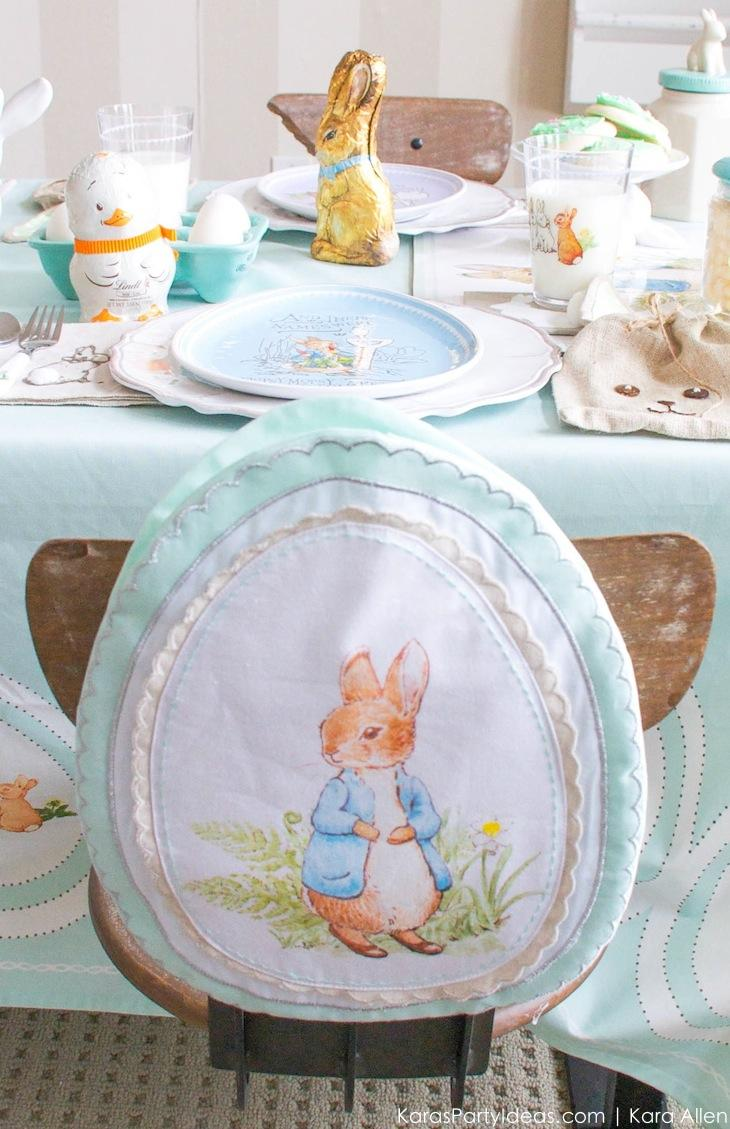 Spring Easter Party with Peter Rabbit and Friends via Kara's Party Ideas | KarasPartyIdeas.com Pottery Barn-55
