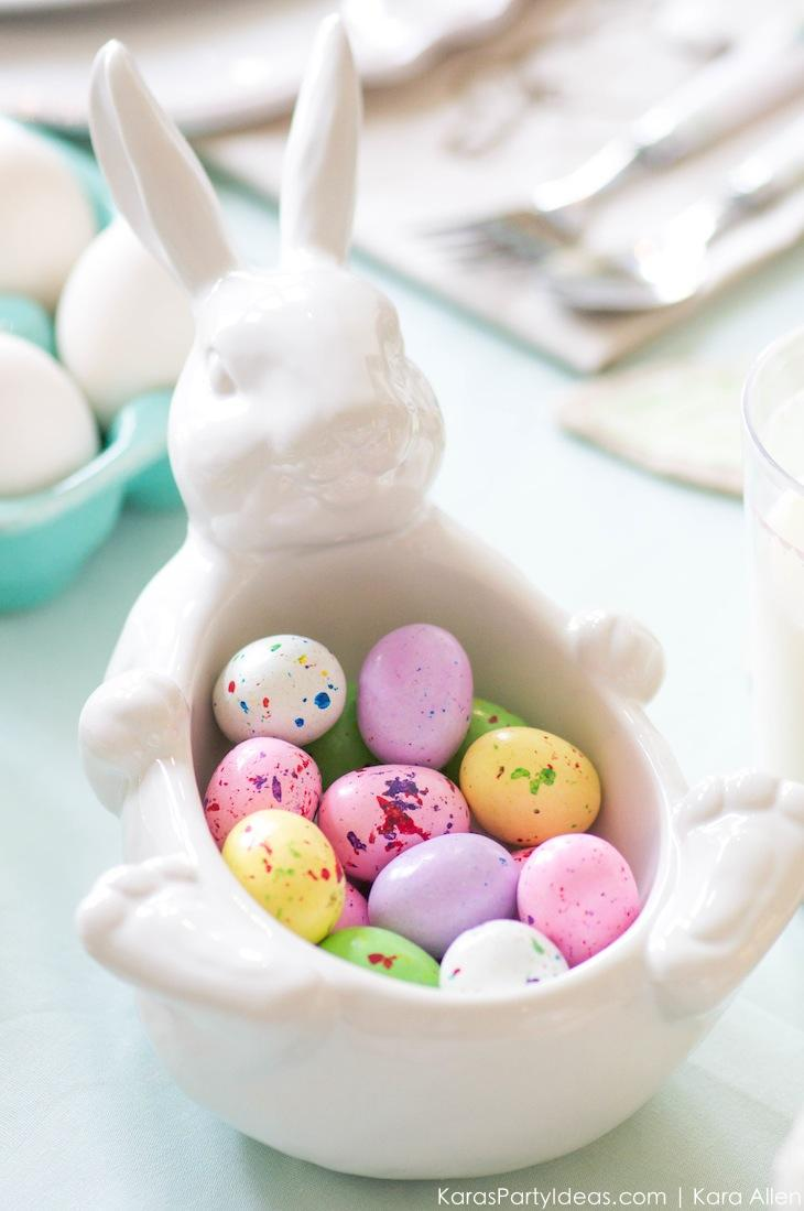 Spring Easter Party with Peter Rabbit and Friends via Kara's Party Ideas | KarasPartyIdeas.com Pottery Barn-9