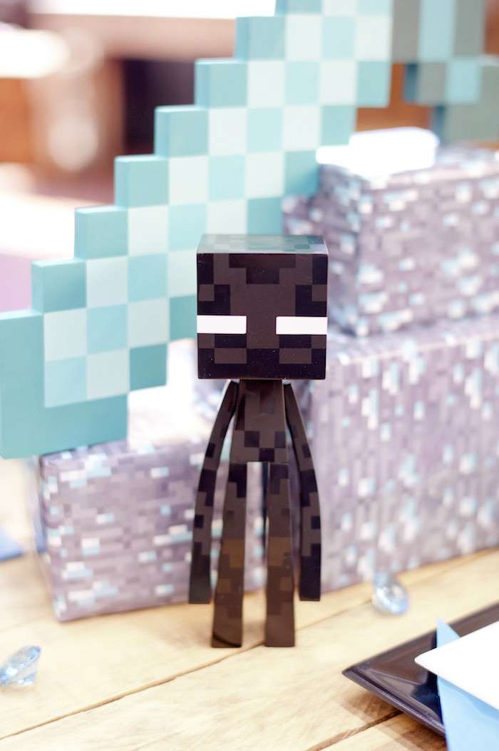 Kara S Party Ideas The End Minecraft Birthday Party Kara