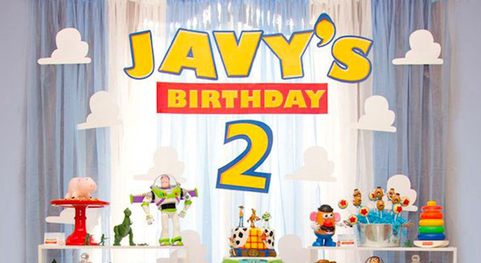 Karas Party Ideas Toy Story Themed Birthday