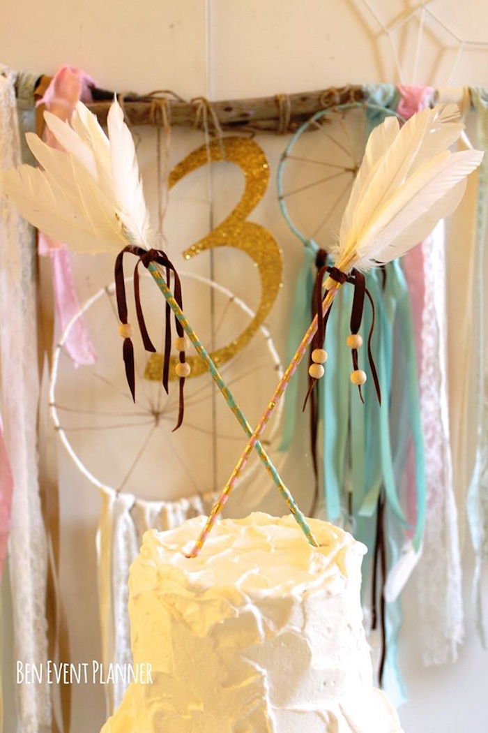 Kara S Party Ideas Tribal Boho Birthday Party Kara S