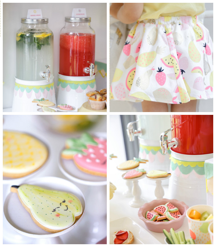 Details from a Tutti Frutti Birthday Party via Kara's Party Ideas | KarasPartyIdeas.com (5)