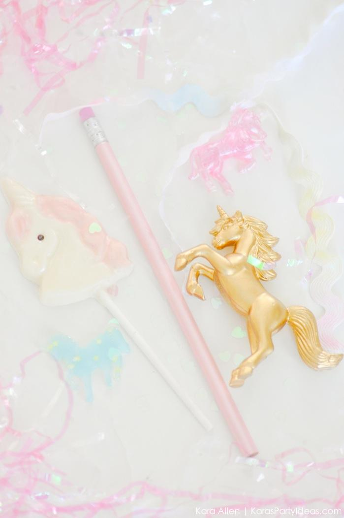 Unicorn themed birthday party by Kara's Party Ideas | Kara Allen | KarasPartyIdeas.com-200-72