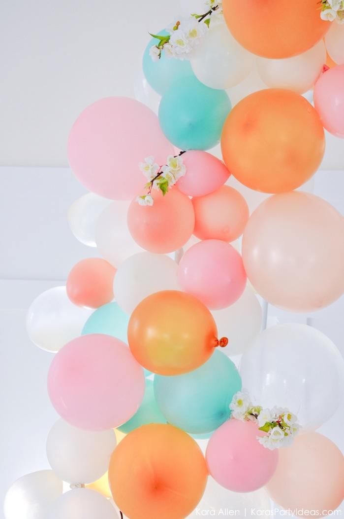 Unicorn themed birthday party by Kara's Party Ideas | Kara Allen | KarasPartyIdeas.com-93