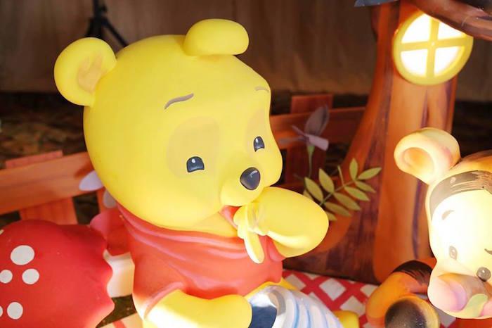 Kara 39 s party ideas winnie the pooh themed birthday party for Winnie pooh ka che