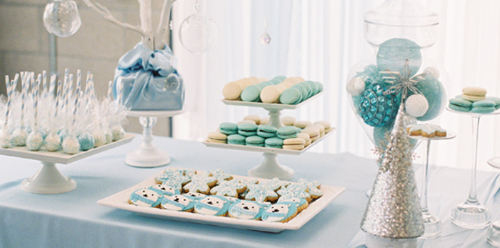 Kara S Party Ideas Arctic Winter Onederland Birthday Party