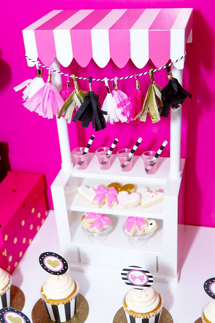 Kara S Party Ideas American Girl Doll Bff Party Inspired