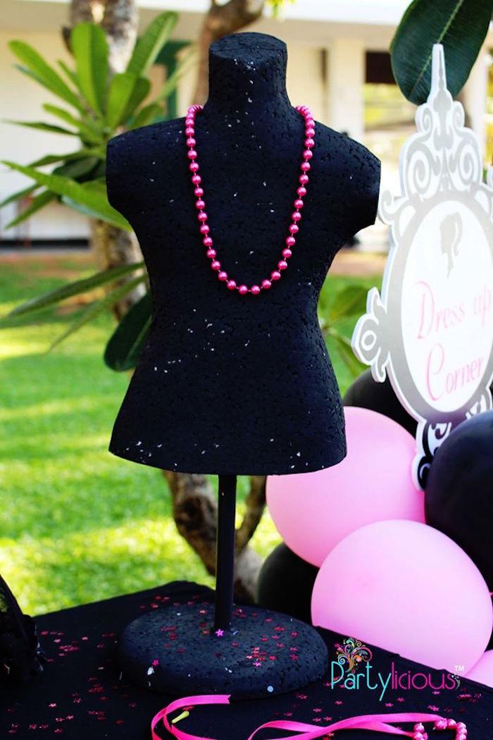 Kara S Party Ideas Barbie Fashion Birthday Party Kara S