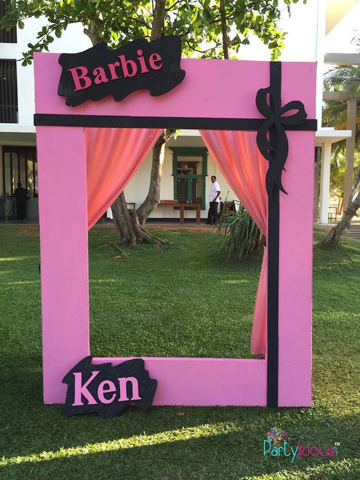 Kara S Party Ideas Barbie Fashion Birthday Party Kara S