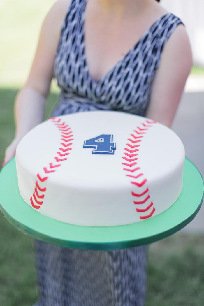 Baseball Party Food Ideas