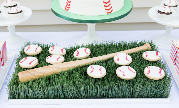 Karas Party Ideas 4th Birthday Baseball Party Karas Party Ideas