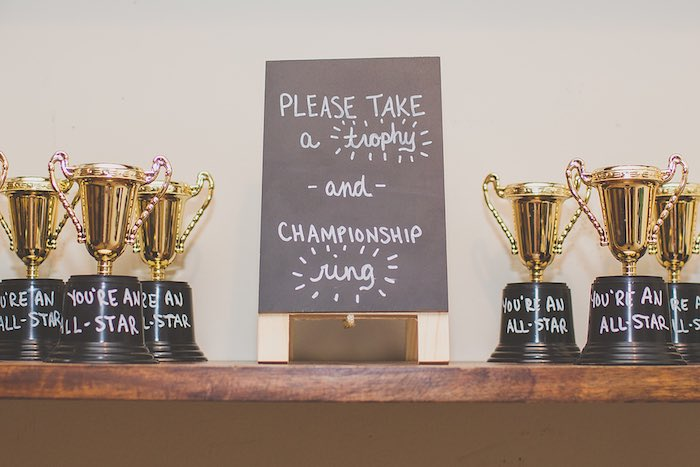 Trophy Favors from a Basketball Birthday Party via Kara's Party Ideas KarasPartyIdeas.com (12)