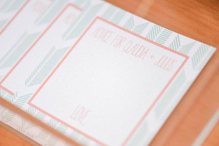 Advice Cards + Stationery from a Boho Chic Baby Shower via Kara's Party Ideas KarasPartyIdeas.com (31)