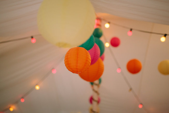 Paper Lanterns from a Bollywood Black Tie Birthday Party via Kara's Party Ideas KarasPartyIdeas.com (15)