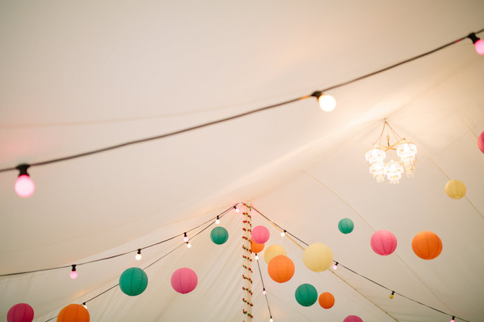 Tent Ceiling + Decor from a Bollywood Black Tie Birthday Party via Kara's Party Ideas KarasPartyIdeas.com (44)