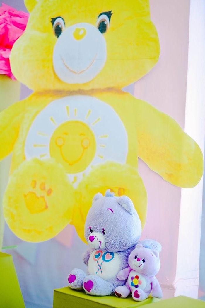 Care Bear Birthday Cake Singapore