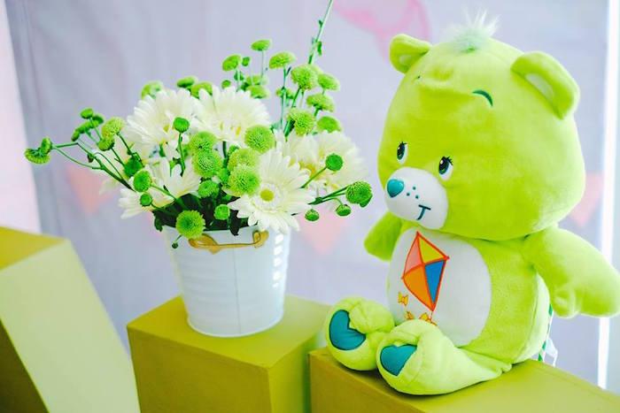 Decor from a Care Bears Themed Birthday Party via Kara's Party Ideas KarasPartyIdeas.com (58)