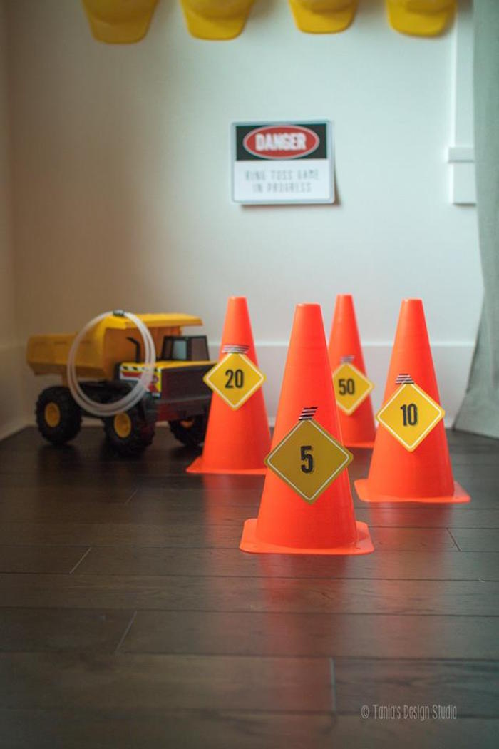 Karas Party Ideas Rugged Construction Birthday