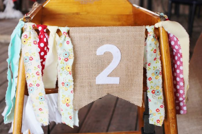 Highchair Banner from a County Fair Themed Birthday Party via Kara's Party Ideas | The Place for All Things Party! KarasPartyIdeas.com (25)