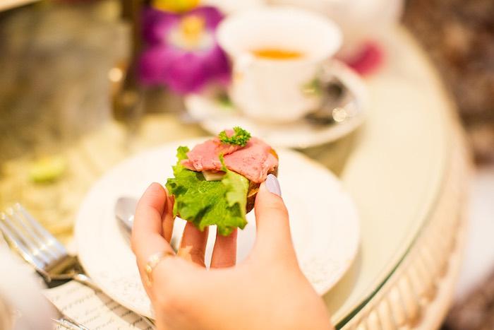 Food from an Elegant Chanel Inspired Birthday Party via Kara's Party Ideas KarasPartyIdeas.com (6)