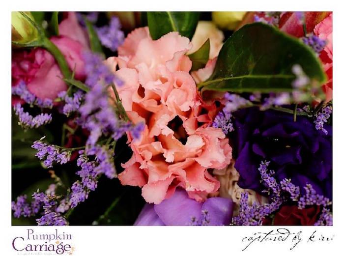 Florals from an Elegant Floral Baby Shower via Kara's Party Ideas KarasPartyIdeas.com (33)