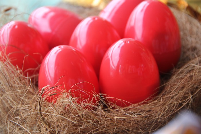 Nesting Eggs from a Harry Potter Birthday Party via Kara's Party Ideas | KarasPartyIdeas.com (32)