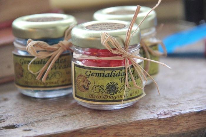 Favor Jars from a Harry Potter Birthday Party via Kara's Party Ideas | KarasPartyIdeas.com (41)