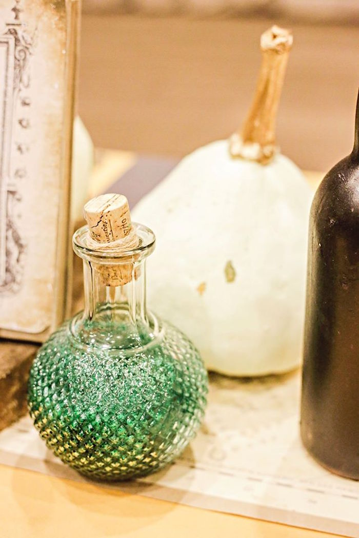 Potion Vial from a Harry Potter Birthday Party via Kara's Party Ideas | KarasPartyIdeas.com | The Place for All Things Party! (16)