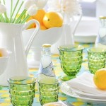 Lemonade | Lemon tablescape for Mother's Day by Kara Allen | Kara's Party Ideas KarasPartyIdeas.com_-67