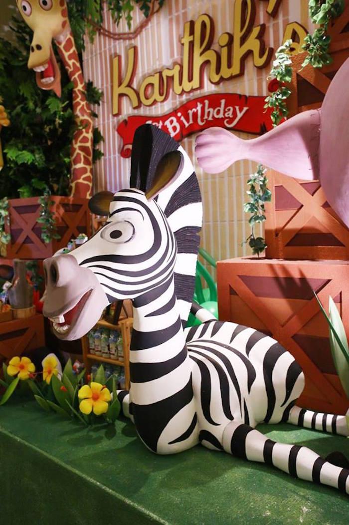 Kara S Party Ideas Madagascar Birthday Party Kara S
