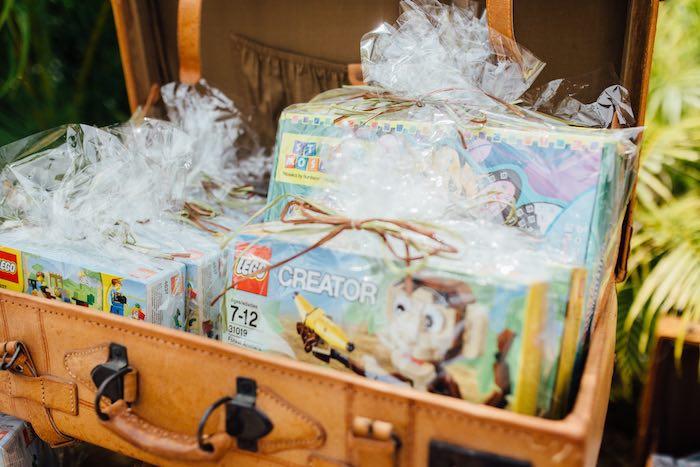 Favors from a Safari Birthday Party via Kara's Party Ideas | KarasPartyIdeas.com (31)